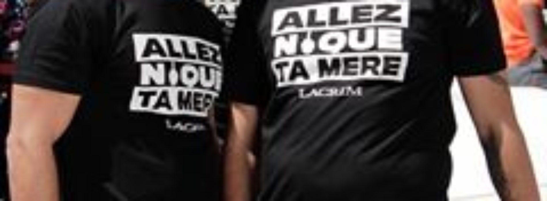 Lacrim – Allez n**** ta mère ft. Soso Maness – Juin 2020