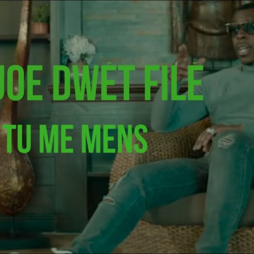 Joe Dwet File – Tu me mens (Clip officiel) – Juin 2020