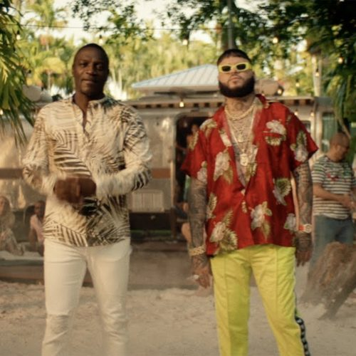 Akon – Solo Tu ft. Farruko – Juin 2020