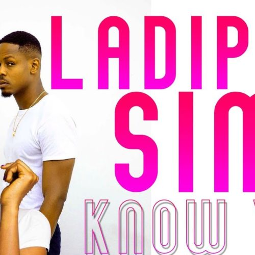 Ladipoe Ft. Simi – Know You (Official Music Video) – Juillet 2020