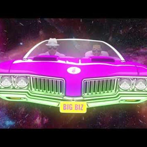 Vybz Kartel – Big Bizniz (Official Animated Video) ft. TeeJay – Juillet 2020