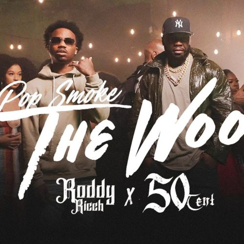Pop Smoke – The Woo ft. 50 Cent, Roddy Ricch // Future – Posted With Demons (Official Music Video) – Juillet  2020