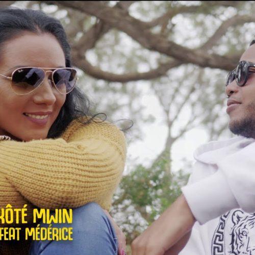 Olivier Brique Feat Médérice – Kan ou té kôté mwin – Clip officiel – Juillet 2020