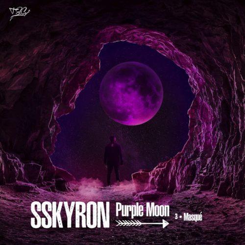 """Sskyron """"Purple Moon"""" 4 titres – Fais Le Job / Masqué / Des Connectés /  Kwé i serv – Juillet 2020"""