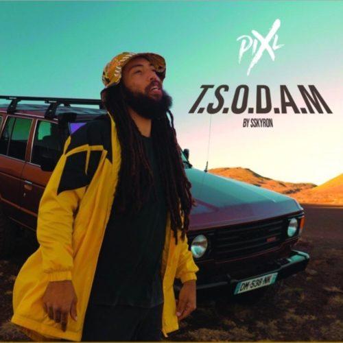 """Écoute le titre """"T.S.O.D.A.M"""" de PIX-L produit par SSKYRON – Août 2020"""