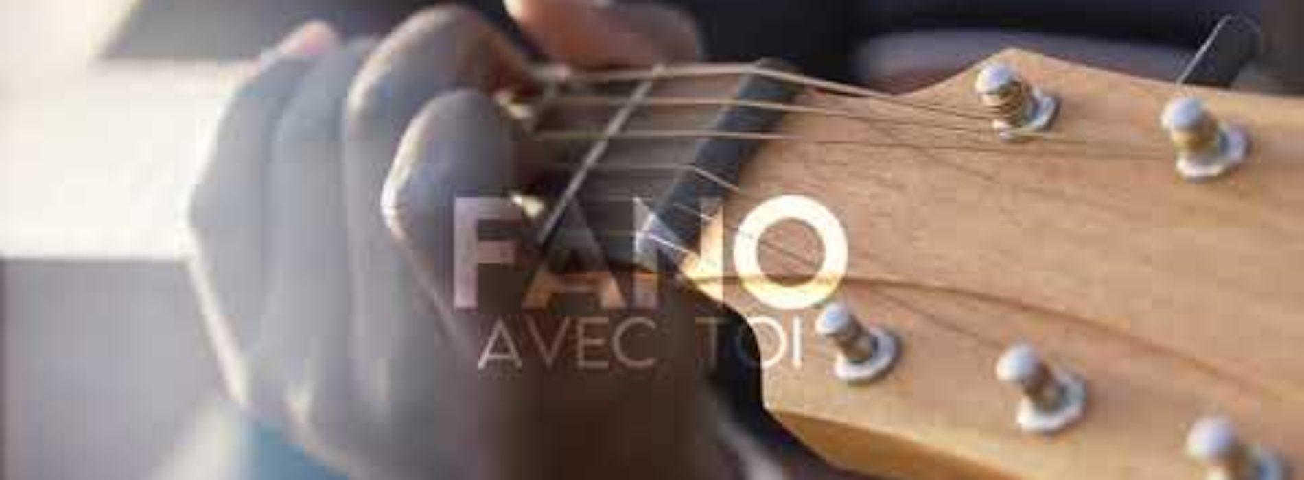 FANO – AVEC TOI (CLIP OFFICIEL) – Septembre 2020