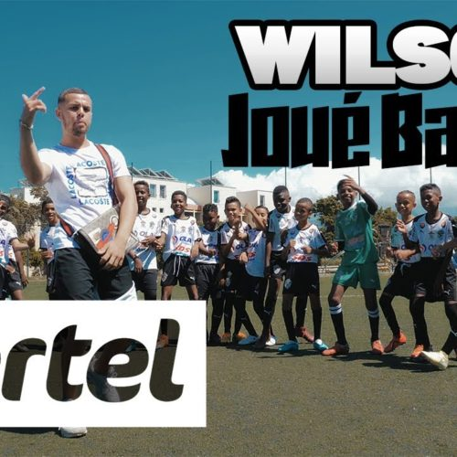 WILSON – Joué Ballon (Clip Officiel) – Septembre 2020