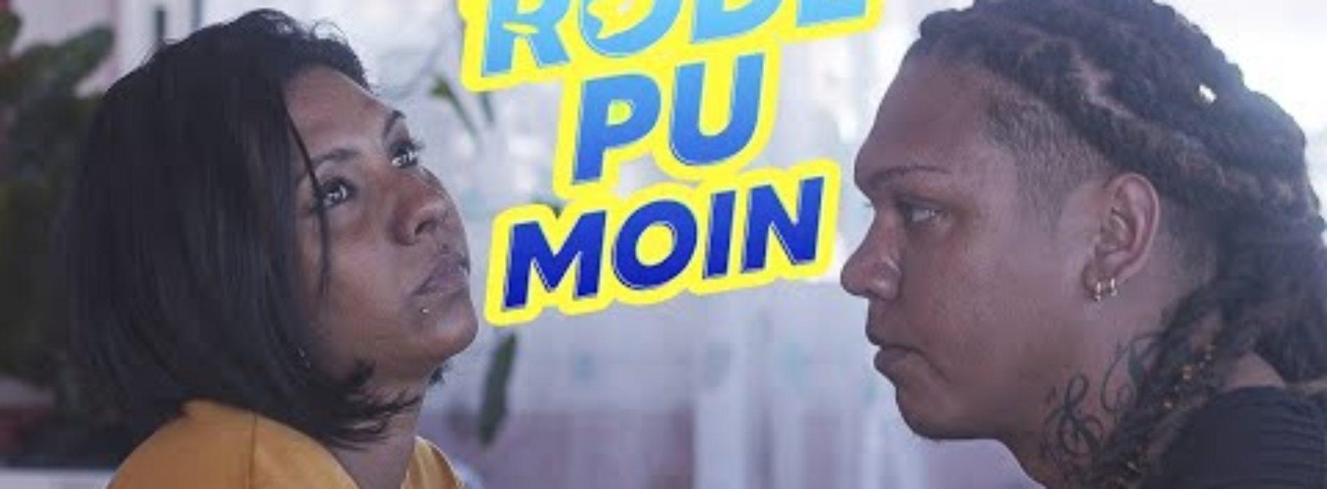 SÉGA – Morgan Feat Aniella – Rode pu moin – Clip officiel – Octobre 2020