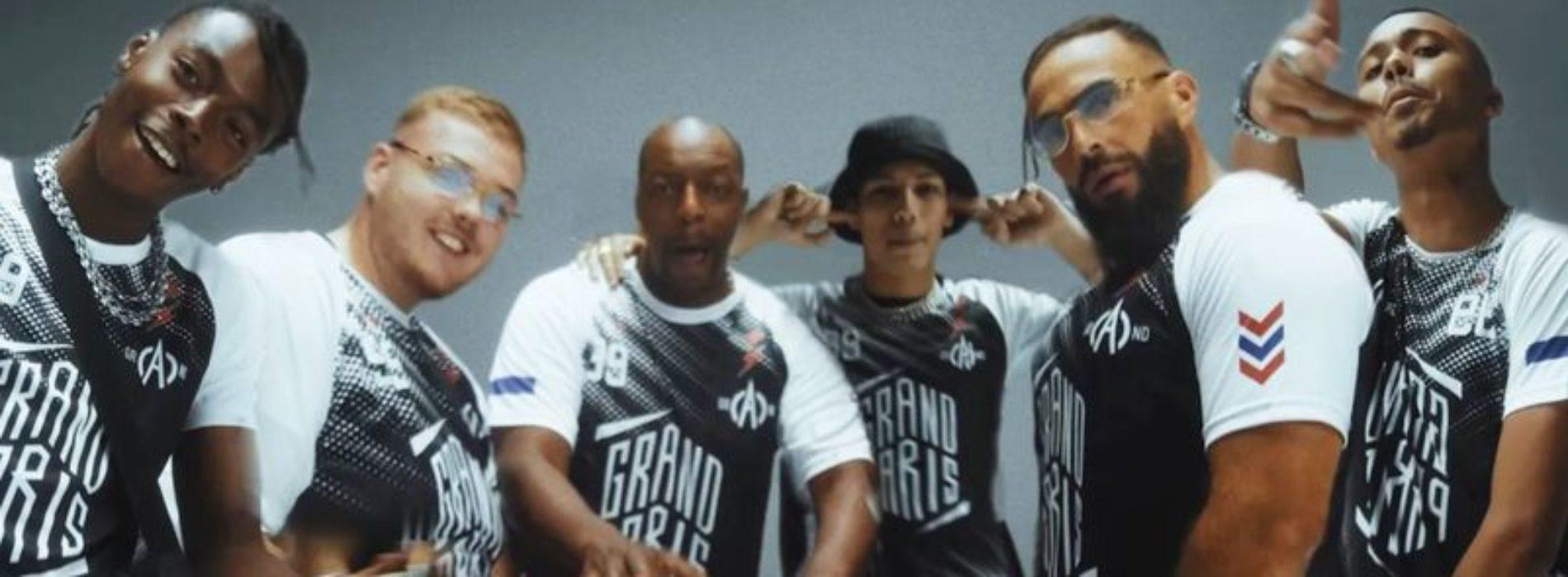 Médine – Grand Paris 2 ft. Koba LaD, Larry, Pirate, Rémy & Oxmo Puccino (Clip Officiel) – Novembre 2020