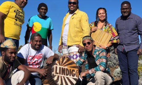 """LiNDiGO – LIVE Filmé en Novembre 2020, Rivière des Roches, Bras-Panon. La Réunion –  """"Dann Fon La Rivière Des Roches"""" – Novembre 2020"""