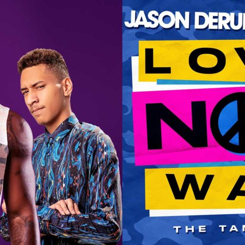 Jason Derulo x Nuka – Love Not War [Official Music Video] – Novembre 2020