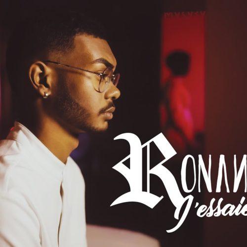 Ronan – J'essaie (Clip officiel) – Novembre 2020