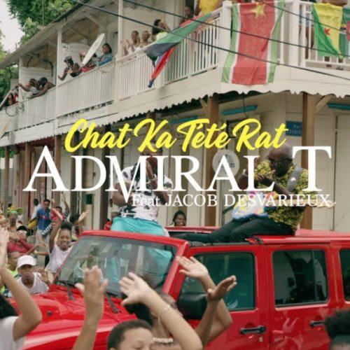 Admiral T Ft. Jacob Desvarieux – Chat Ka Tété Rat – Novembre 2020