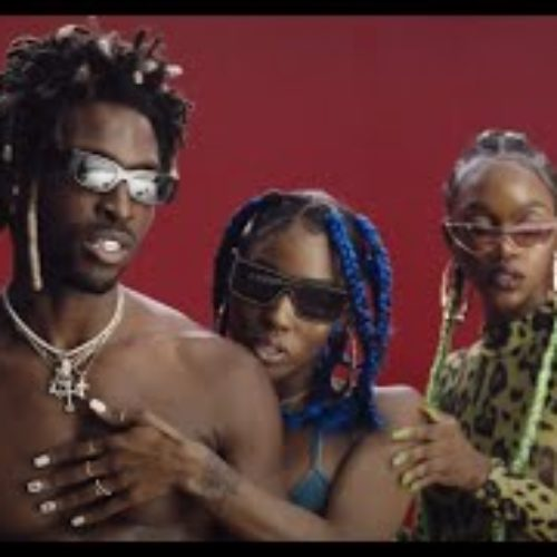 """SAINt JHN – """"Monica Lewinsky, Election Year"""" ft. DaBaby & A Boogie wit da Hoodie (Official Video) – Novembre 2020"""