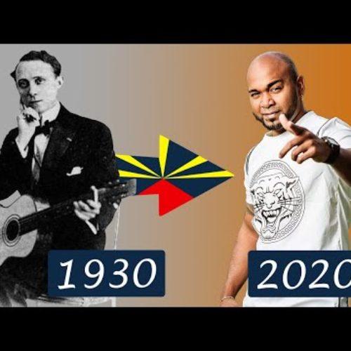 L'évolution du séga à la Réunion [1930 – 2020] – Décembre 2020