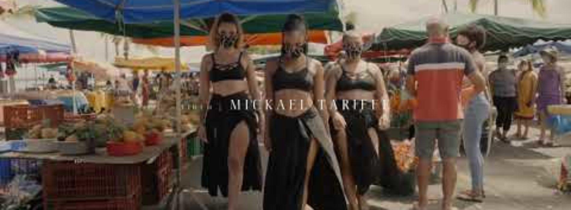 Découvre la nouvelle video de Malaika Salatis, la Réunionnaise au rythme endiablé. « Masque » – Décembre 2020