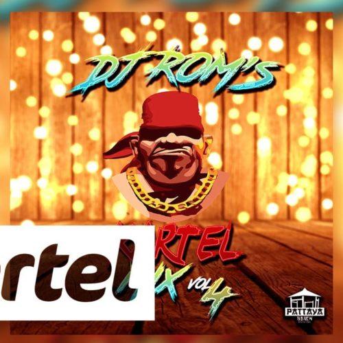 DJ ROM'S – KARTEL MIX VOL.4 – Décembre 2020