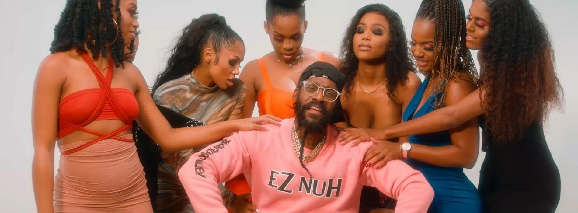 Tarrus Riley – EZ Nuh (Official Music Video) – Janvier 2021