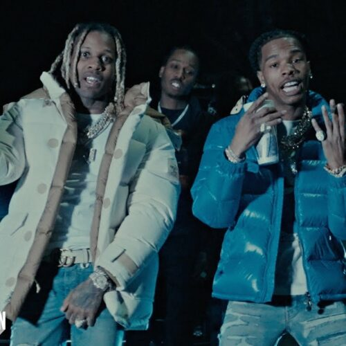 Lil Durk – Finesse Out The Gang Way feat. Lil Baby (Official Music Video) – Février 2021