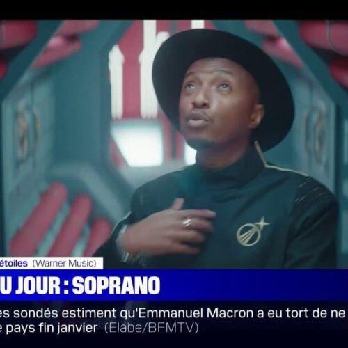 Soprano – Près des étoiles (Clip officiel) – Mars 2021