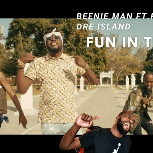 Beenie Man – Fun In The Sun ft. Popcaan, Dre Island – Mars 2021