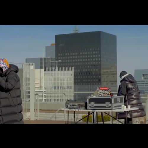Kekra – Live sur La Grande Arche – Avril 2021