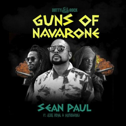 Stonebwoy, Sean Paul, Jesse Royal, Mutabaruka – Guns of Navarone (Official Music Video) – Avril 2021