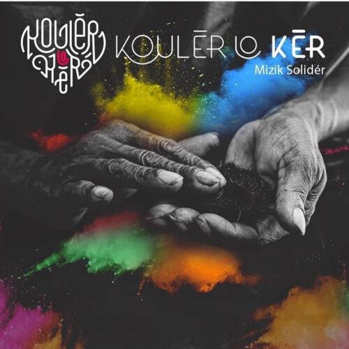 Découvre le clip de Didyé Kergrin pour la sortie de la compilation «Kouler Lo ker « qui fête ses 2 ans  – Mai 2021.