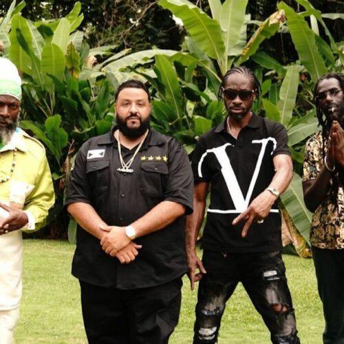 DJ Khaled – WHERE YOU COME FROM (Official Video) ft. Buju Banton, Capleton, Bounty Killer – Mai 2021