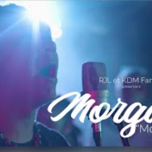 Découvre le dernier clip de Morgan – «Moukate «– Mai 2021