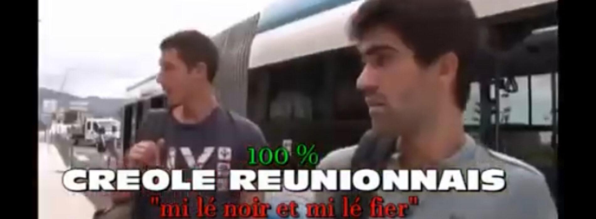 La vidéo de Tonton Mouglee qui fait le buzz sur internet  -« Ici c'est la Réunion « – Mai 2021