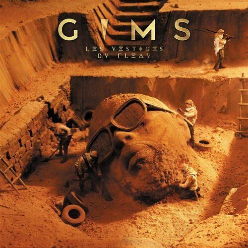 """GIMS -""""LES VESTIGES DU FLEAU"""" . Découvre  la nouvelle édition de son dernier album, Les vestiges du Fléau. En feat avec Naza, Dadju, SCH, JuL, Nekfeu… – Mai 2021"""