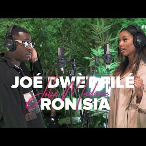 JOÉ DWÈT FILÉ ft RONISIA – JOLIE MADAME | NESLY – KOKA | PLAYZER LIVE SESSION – Mai 2021