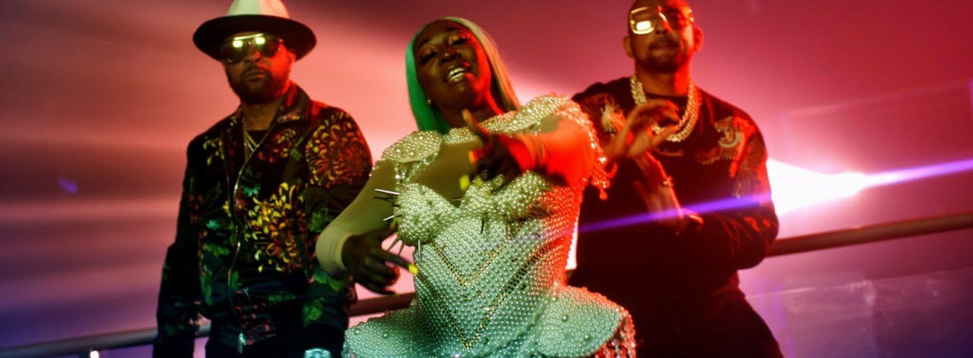 Spice, Sean Paul, Shaggy – Go Down Deh   Official Music Video – Mai 2021