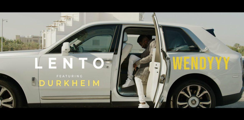 """Wendyyy """" le chinois """", le phénomène d'haïti – LENTO ( Official Video ) Feat Durkheim – Mai 2021"""