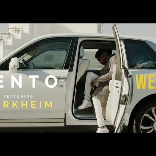 Wendyyy » le chinois «, le phénomène d'haïti – LENTO ( Official Video ) Feat Durkheim – Mai 2021