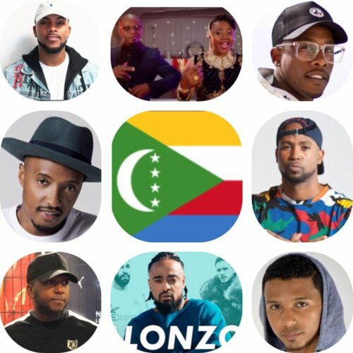 ROHFF & GOULAM feat ALONZO, SOPRANO Samra, Sultan, Cheick MC, Says'z, Elam's, Vicenzo, Fahari, Starce – «COMORE» – Juin 2021