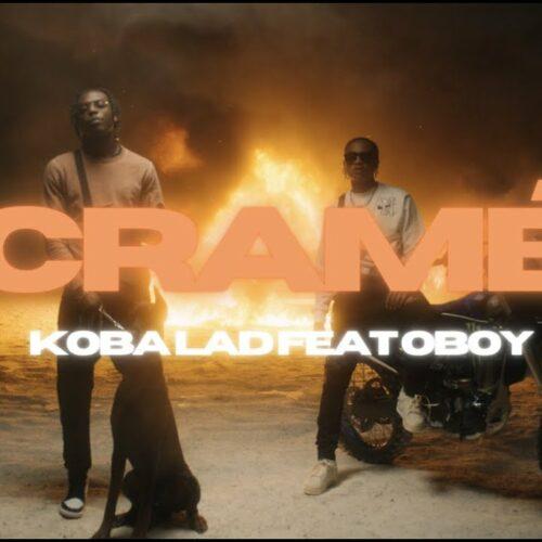 Koba LaD – Cramé Feat. Oboy (Clip officiel) – Juin 2021
