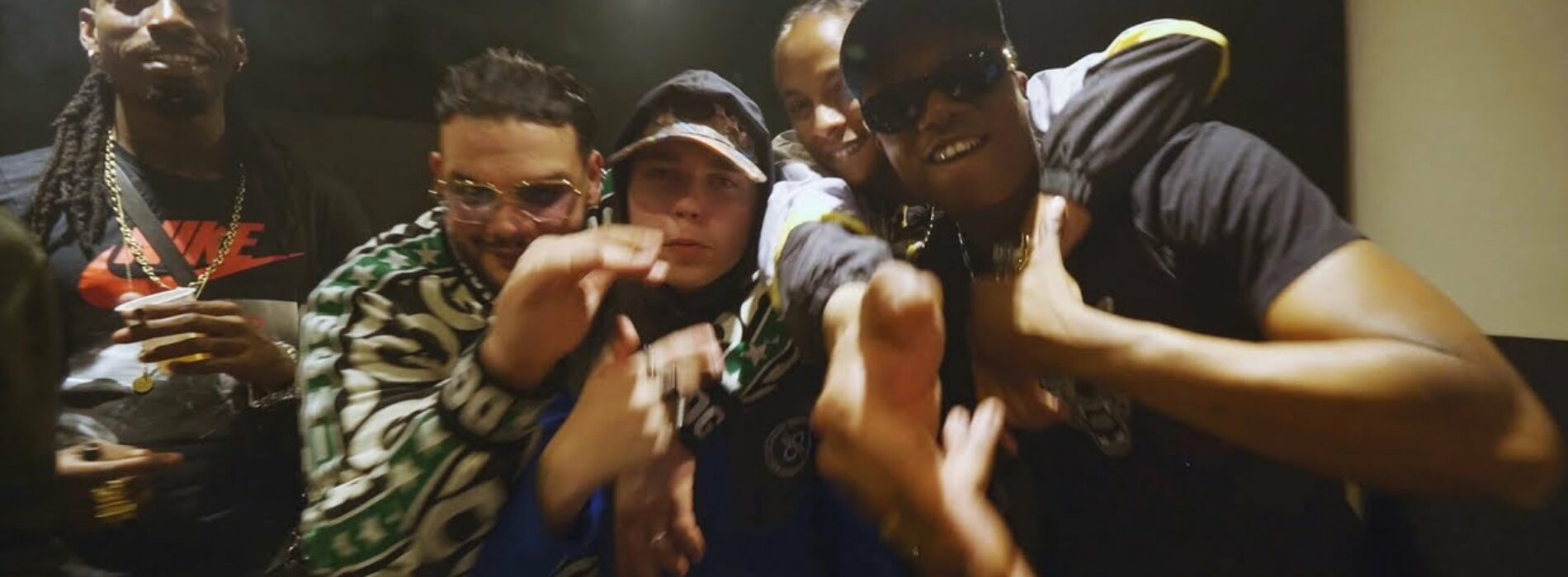 Tiitof (ft. Cheu-b, Zeguerre, Kanoé & Sadek) – Bad Boy (Remix) – Juin 2021