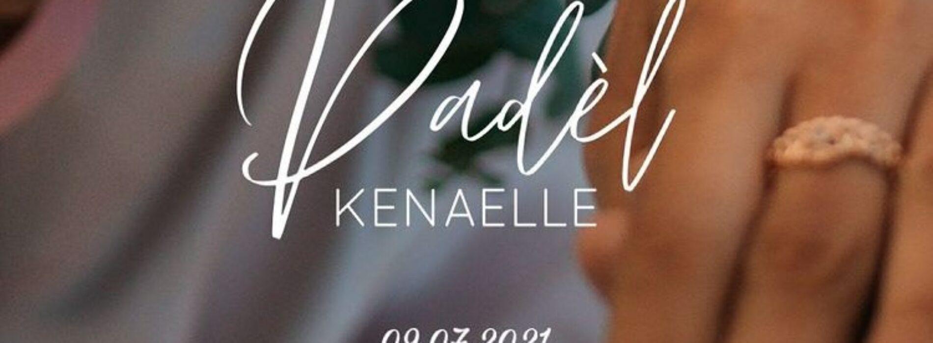 Kénaelle – Padèl (Clip officiel) – Juillet 2021 ✨🙏💓