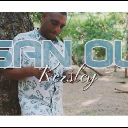 """Séga  île Maurice🇲🇺 -KERSLEY – """"San ou"""" (clip officiel) – Juillet 2021"""