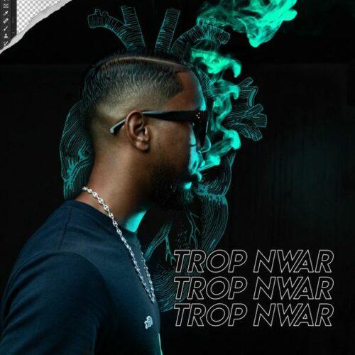 Le rappeur DERIC de la «capitale» Saint-Denis (974) nous dévoile sa mixtape »TROP NWAR»- Juillet 2021 🇷🇪🙌🏾