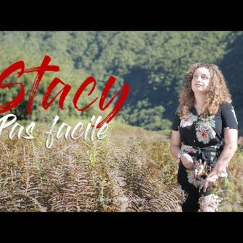 Séga 974 – STACY  – Pas facile [CLIP OFFICIEL] – Juillet 2021🎵🎶🇷🇪