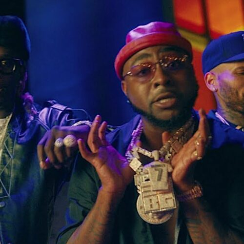 Davido – Shopping Spree (Official Video) ft. Chris Brown, Young Thug – Juillet 2021🎶🎼🔥🔥