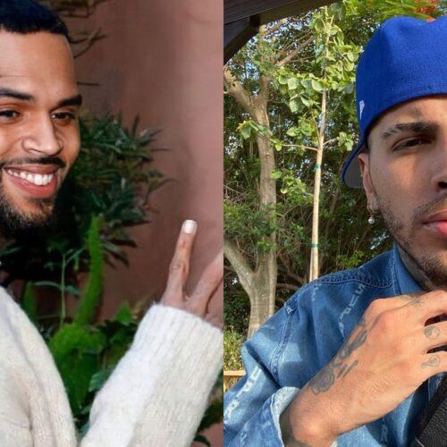 Rvssian, Rauw Alejandro & Chris Brown — Nostálgico (Official Video) – Septembre 2021❤️🔥