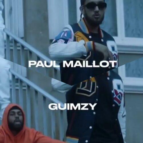 Paul Maillot x Guimzy – «Monster» – Octobre 2021