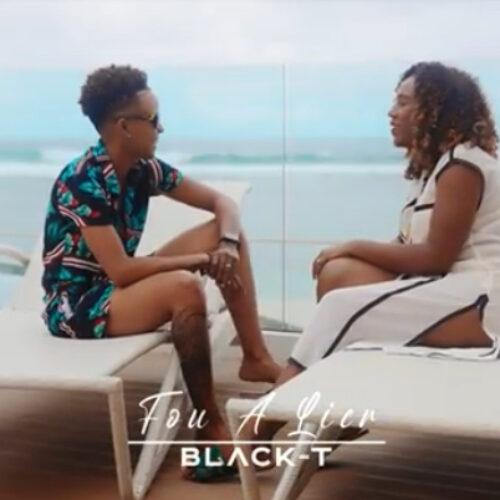 Découvre le dernier clip de BLACK T – Fou à lier – Octobre 2021🇷🇪🇷🇪🇷🇪