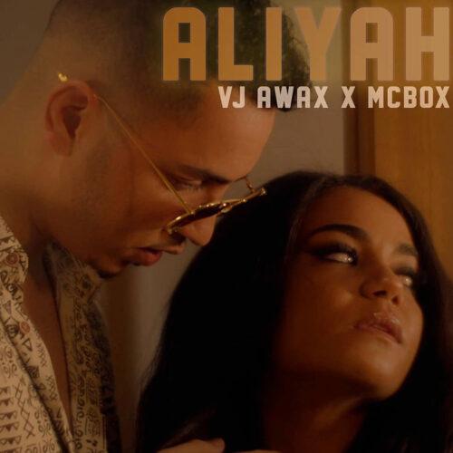 Regarde le dernier clip de MC BOX & VJ AWAX  – «Aliyah «– Octobre 2021❤️💓🌹🔥🔥
