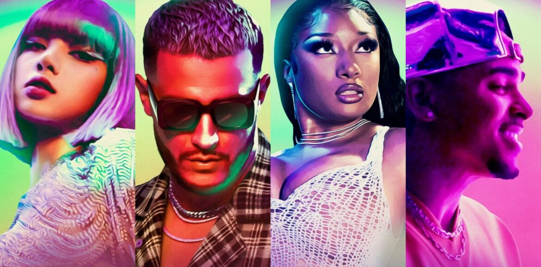 DJ Snake, Ozuna, Megan Thee Stallion, LISA of BLACKPINK – SG (Official Music Video) – Octobre 2021